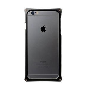 アビー AJ-6X01B-BK iPhone6専用アルミジャケット