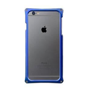 アビー AJ-6X01B-BL iPhone6専用アルミジャケット
