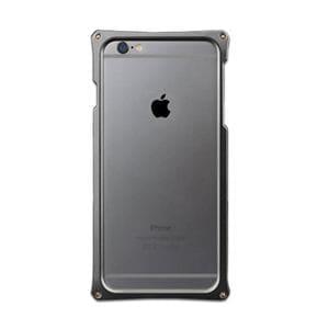 アビー AJ-6X01B-GMK iPhone6専用アルミジャケット