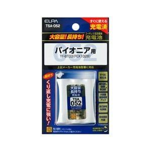 ELPA 電話子機用充電池 TSA-052