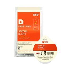 UCC DRIP POD抽出機専用 鑑定士の誇り スペシャルブレンド 8P DPSB001