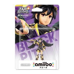 任天堂 amiibo ブラックピット(大乱闘スマッシュブラザーズシリーズ) NVL-C-AABJ