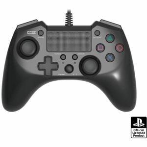 ホリパッドFPSプラス for PlayStation4 ブラック PS4-025