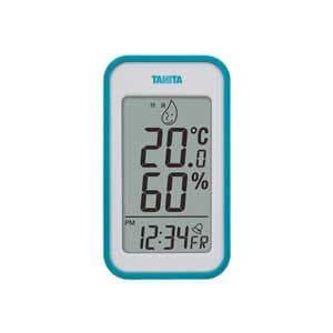 タニタ 温湿度計(ブルー) TT-559-BL