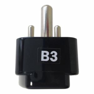カシムラ 海外用変換プラグB3タイプ WP-7