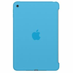 アップル(Apple) MLD32FE/A iPad mini 4 シリコーンケース ブルー