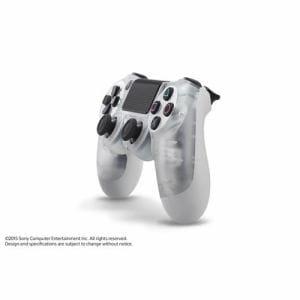 SONY ワイヤレスコントローラー(DUALSHOCK4)クリスタル CUH-ZCT1J09