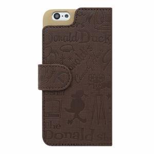 エー・フリーク DTWC002 iPhone6s/6用 ディズニー2wayケース ドナルド