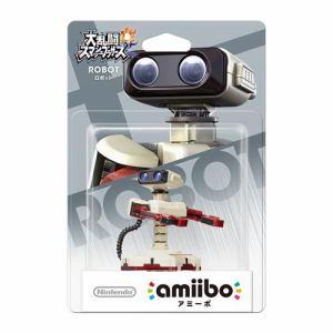 任天堂 amiibo ロボット(大乱闘スマッシュブラザーズシリーズ) NVL-C-AABY(ロボット)