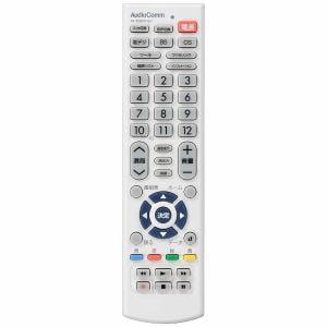 オーム電機 テレビリモコン シャープ用 AV-R320N-SH