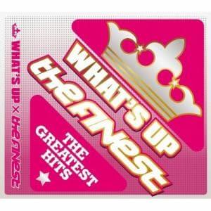 <CD> オムニバス / ワッツ・アップ×ザ・ファイネスト-ザ・グレイテスト・ヒッツ