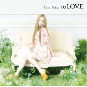 【CD】 西野カナ / to LOVE