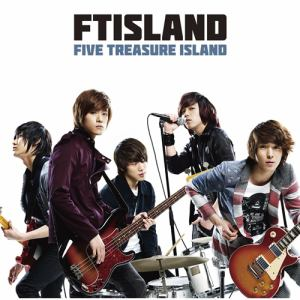【CD】 FTISLAND / FIVE TREASURE ISLAND