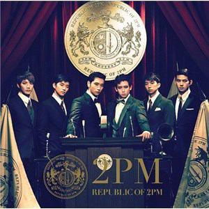 <CD> 2PM / REPUBLIC OF 2PM