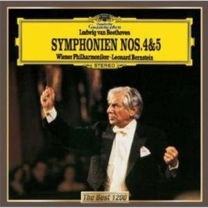 【CD】 バーンスタイン / ベートーヴェン:交響曲第4番&第5番「運命」