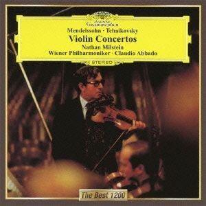 【CD】 ミルシテイン / メンデルスゾーン&チャイコフスキー:ヴァイオリン協奏曲