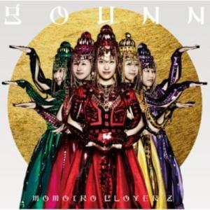 【CD】ももいろクローバーZ / GOUNN(初回限定盤)(DVD付)