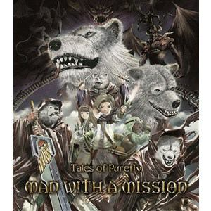 <CD> MAN WITH A MISSION / Tales of Purefly(初回生産限定盤)