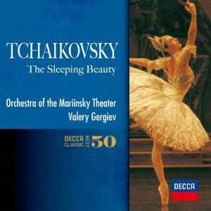 <CD> ゲルギエフ / チャイコフスキー:バレエ「眠りの森の美女」