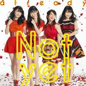<CD> Not yet / already(A)(DVD付)