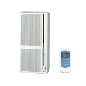 コロナ CWH-A1814-WS 冷暖房窓用エアコン シェルホワイト 【6畳用】
