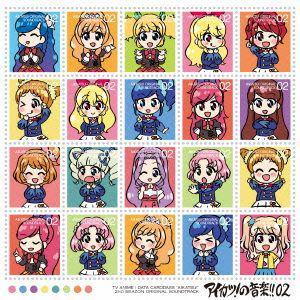 <CD> TVアニメ アイカツ!オリジナルサウンドトラック アイカツ!の音楽!!02