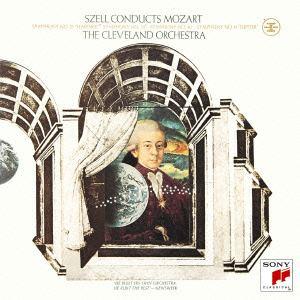 <CD> セル / モーツァルト:交響曲第28・33・35・39~41番他