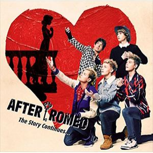 <CD> After Romeo / The Story Continues...