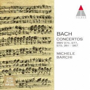 <CD> バルキ / バッハ:様々な作曲家からの編曲による協奏曲集
