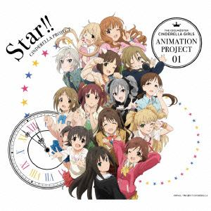 <CD> CINDERELLA PROJECT / THE IDOLM@STER CINDERELLA GIRLS ANIMATION PROJECT 01