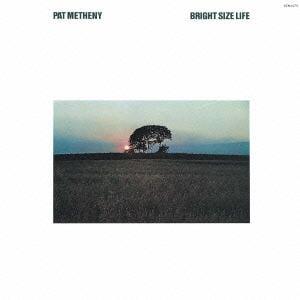 <CD> パット・メセニー / ブライト・サイズ・ライフ
