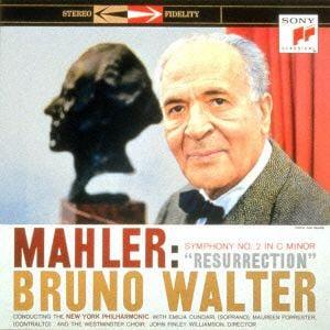 <CD> ワルター / マーラー:交響曲第2番「復活」
