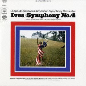 <CD> ストコフスキー / アイヴズ:交響曲第4番&ロバート・ブラウニング序曲