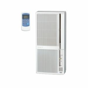 コロナ CWH-A1817(WS) 窓用エアコン 「Aシリーズ」 (冷暖房兼用・5畳~7畳) シェルホワイト