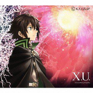 <CD> SawanoHiroyuki[nZk] / X.U.| scaPEGoat(期間生産限定アニメ盤)(DVD付)
