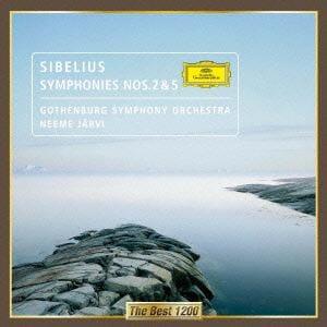 <CD> ヤルヴィ / シベリウス:交響曲第2番&第5番