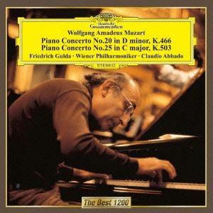 <CD> グルダ / モーツァルト:ピアノ協奏曲第20番&第25番