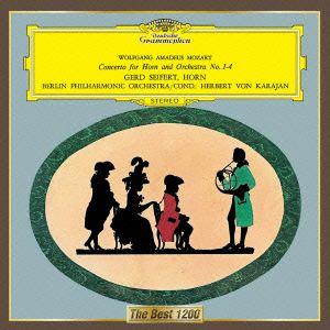 <CD> ザイフェルト / モーツァルト:ホルン協奏曲集