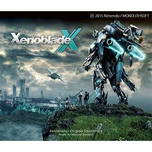 <CD> 「XenobladeX」Original Soundtrack