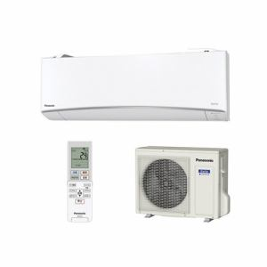 パナソニック CS-TX258C-W 寒冷地向けエアコン 「エオリア TXシリーズ」 (8畳用) クリスタルホワイト