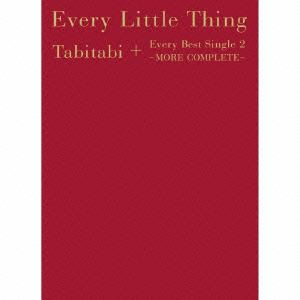 <CD> Every Little Thing / Tabitabi + Every Best Single 2 ~MORE COMPLETE~(6CD+2DVD+2BD)(撮りおろしフォトブック付)(数量生産限定盤)