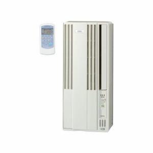 コロナ CW-FA1818(W) 冷房専用窓用エアコン (8畳用) シティホワイト