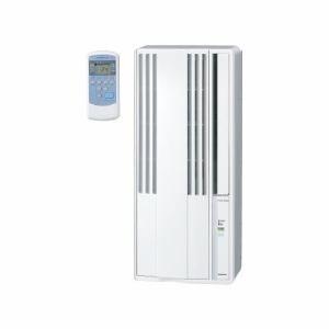 コロナ CW-F1618(WS) 冷房専用窓用エアコン (6畳用) シェルホワイト