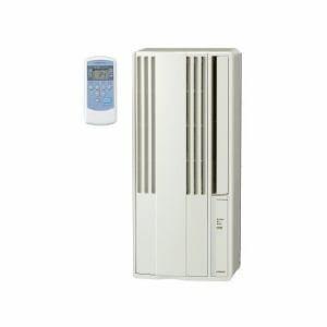 コロナ CW-F1818(W) 冷房専用窓用エアコン (8畳用) シティホワイト