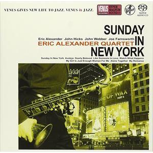 <CD> エリック・アレキサンダー・カルテット / ニューヨークの休日
