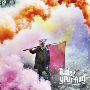 <CD> MAN WITH A MISSION / Raise your flag(初回生産限定盤)(DVD付)