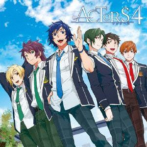 <CD> ACTORS4