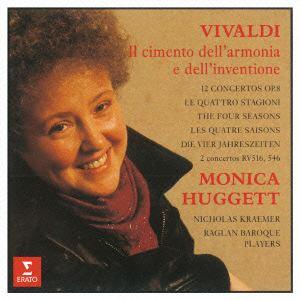 <CD> ハジェット / ヴィヴァルディ:和声と創意の試み 作品8