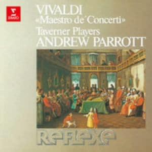 <CD> パロット / ヴィヴァルディ:マエストロのための協奏曲集