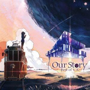 <CD> ゲームミュージック / Our Story-Best of V.K-